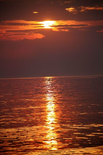 sunset Water Nautical Vessel Sea Sunset Beach Refraction Sun Journey Reflection Beauty Low Tide Seascape Coast Horizon Over Water Wave Shore