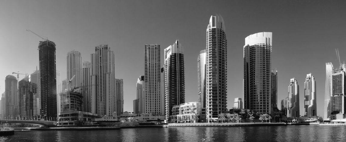 Dubai Travel Architecture_bw Architecture Dubai Marina Wanderlust Blackandwhite Monochrome Monoart