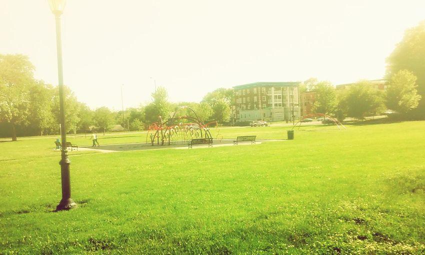 The park today Enjoying Life Letshavefun