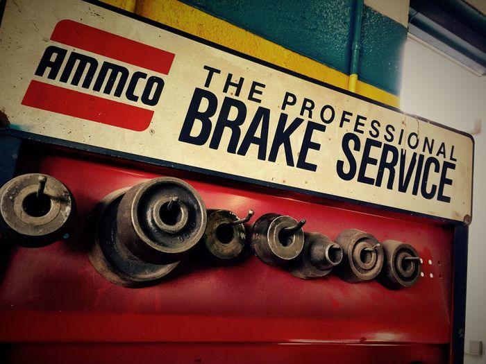 Ammco Brake Lathe Brakes Mechanic Shop Garage Machine NothingButTheBest