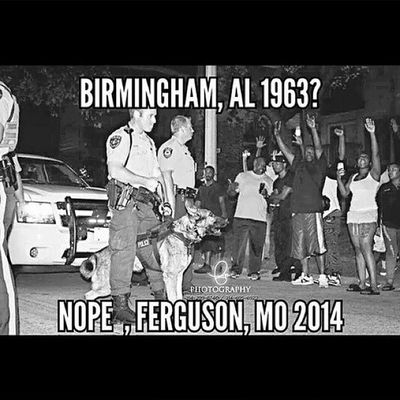 Nothing has really changed. Fuck the government, Fuck cops no matter what token they put in the white house shit is still the same.