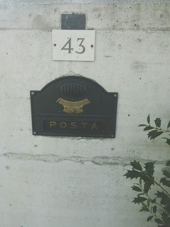 Posta Letters Lettera Lettera