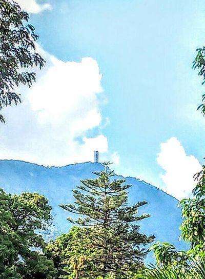 Vista del Avila en la tarde del sabado 26/09/15 Relaxing Insta_ve LgG2Vzla LGoptmus