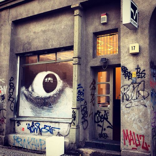 Berlin Storefront Cool Arsty