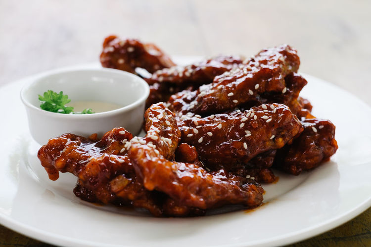 Buffalo Wings Chicken Wing Close-up Diet Finger Food Food Food And Drink Healthy Eating Main Course Meal Meat Mouth Watering Plate Protein Ready-to-eat Savory Food Spicy