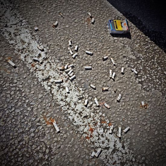 A bad smoker.
