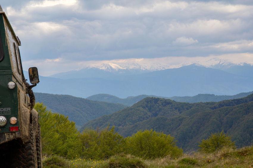 Offroad Car Landrover  Nature Landscape Betterlandscapes