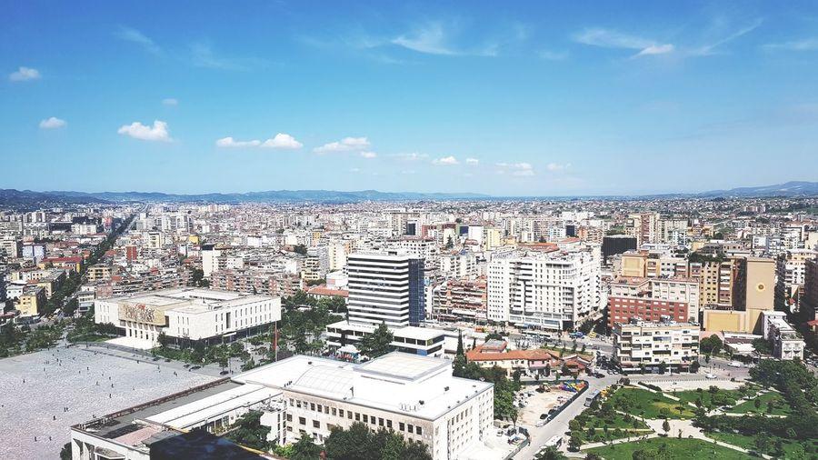 Tirana❤ city ©️