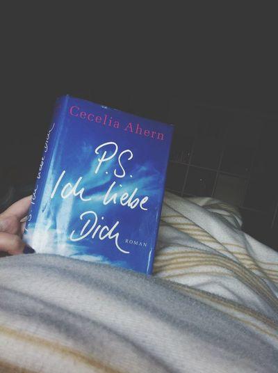 Ps I Love You Reading Books Cecelia Ahern