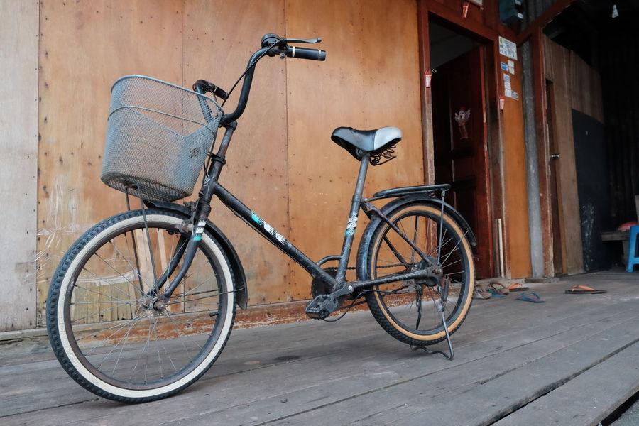 Bicycle Mode Of Transport Transportation Bicyle Time Bicycle Rack Bicycle Trip Bicycle Parking Bicycleporn Bicycle Track EyeEm Indonesia Street Photography EyeEm Selects EyeEmNewHere EyeEm Gallery Bicycle Wheel Bicycle Basket Bicyclelife