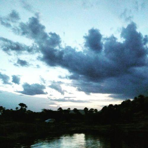 Quary Evening Swimming Heatrelief