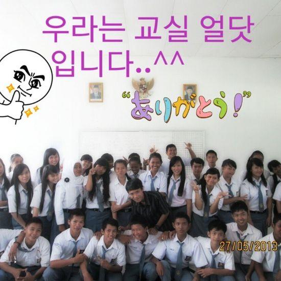 Lovefriends Friendship Friends 4ever forever LoveU likeit Sahabat Selamanya BestFriend ClassRoom X-5 eastborneo Indonesia IndonesiaGirl indonesiaBoy