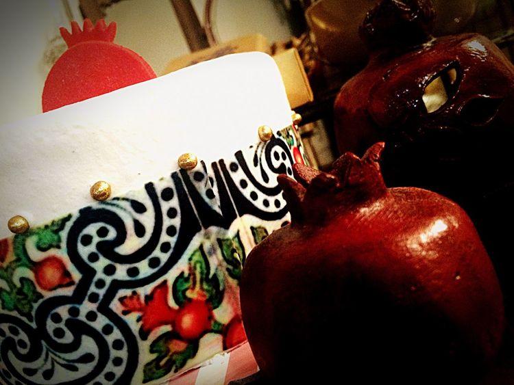 YALDA NIGHT Happy Yalda Iranian Yalda Ceremony Iran #tehran #yalda Yalda cake studio Sara ❤️?❤️