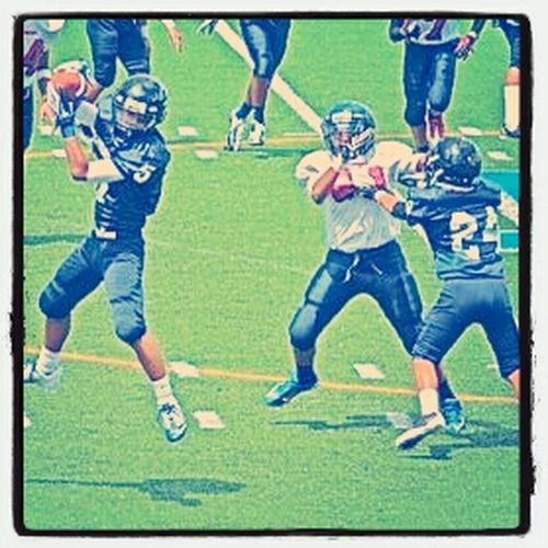 aaahhh.! I miss football... haha football is like mi life...lol #5 #imua #swag #kanoashannon