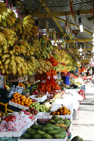 Banana Fruits Hawker Hawker Stall Roadside Roadside Stall Stall Street Streetside Streetside Stall Tropical Tropical Fruits Village
