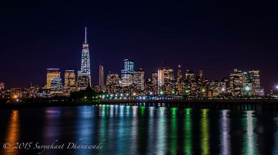 NY Skyline First Eyeem Photo