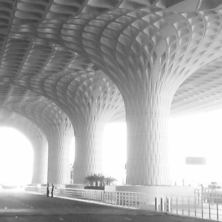 Mumbai Airport Terminal2 T2 Architecture Detailed SOMarchitect Column Departure Instagram Instaedit Filter Instapic Picoftheday