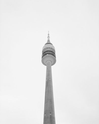 TV tower.