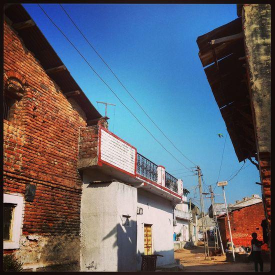Village Brick Houses