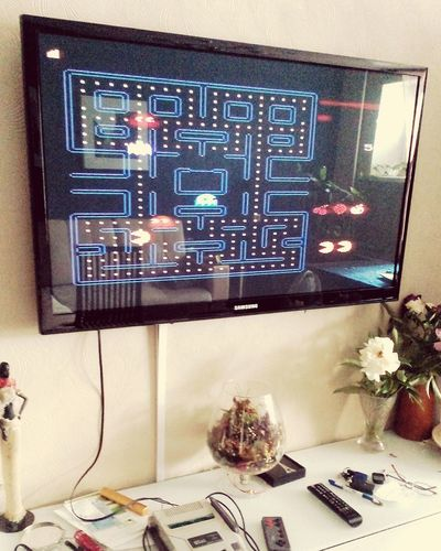 Happyness Home Sweet Home PAC-MAN!! ¶: <3