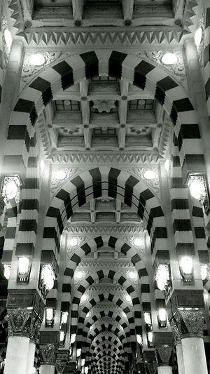 Monochrome Black & White Blackandwhite Architecture Mosque Architectural Detail