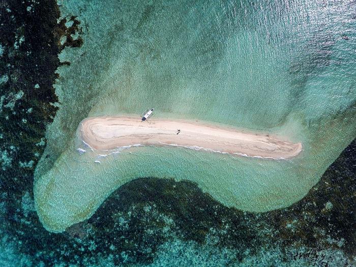Beach Day Eyeem Philippines Island Nature Outdoors Sandbar Sea Water Lost In The Landscape