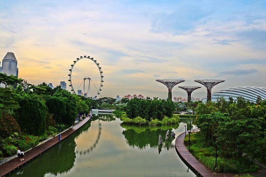 Gardenbythebay, Singapore Natureandsky Singapore Flyer