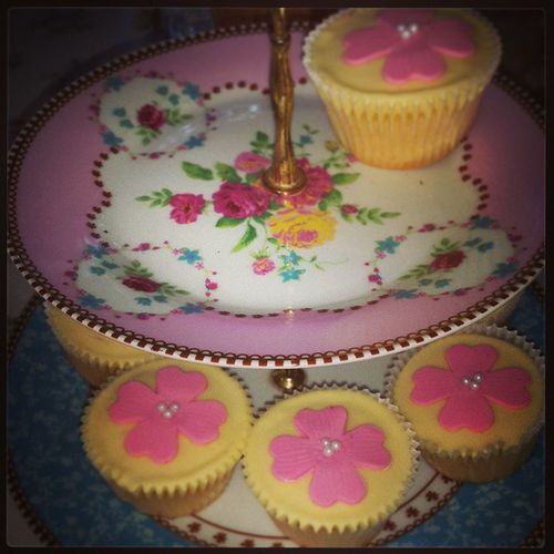 Yummy cupcakes Thelitchiorchard