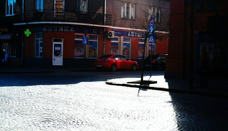 Street Warmth Urban Geometry Light And Shadow Shadow Light