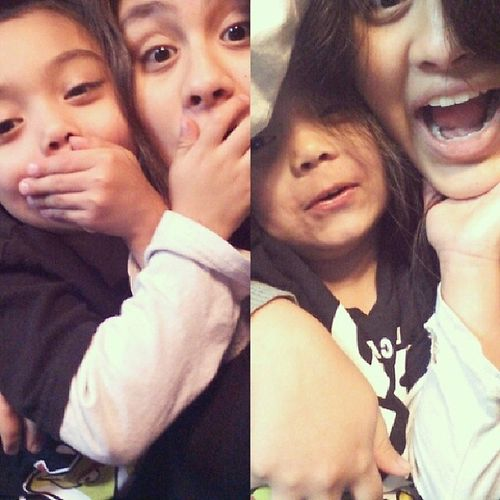 "He said ""lets take pictures."" This kid is crazyyy! He never stops. Such a handful, but so cute. He's always hugging me and saying ""I just love you"" Babylouie Crazyyy Wild Monsterchild socute hedoesntstop hesingstome lovethiscrazykid☺"