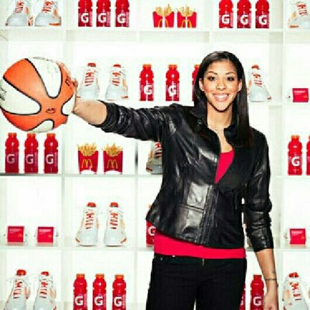 #CP3 #Candace #Parker