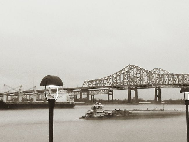 A misty truth Riverside New Orleans