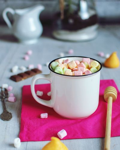 Marshmallows.... Food Foodporn Foodphotography food stories Foodie Dessert Sweet Food Close-up Marshmallow