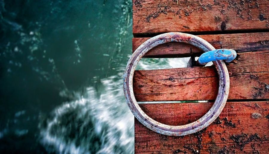 No People Day Outdoors Water Close-up Ohrid Lake Ohrid Jetty Macedonia Abstract Abstract Photography