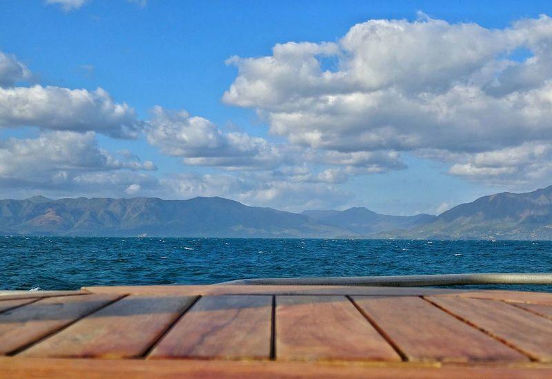 Le Ponton Noumea Nouvelle Calédonie Enjoying Life Relaxing Friends Escaping Océan Pacifique