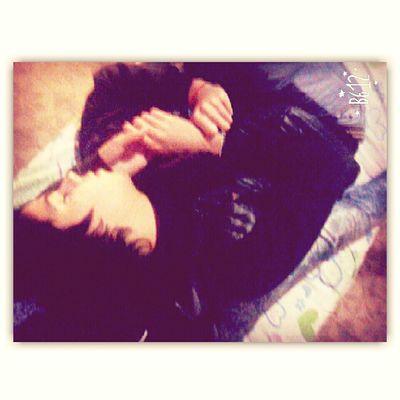 Prometo siempre cuidarte y nunca soltarte, te elijo dia a día como el unico amor de mi vida💕