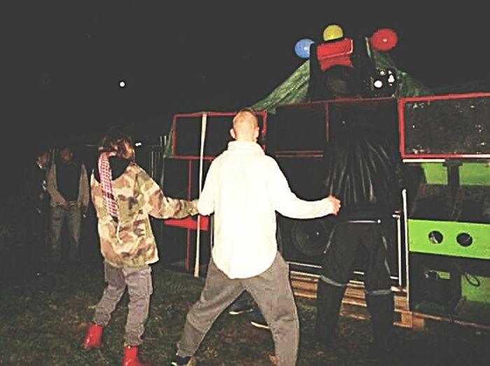 Free Party. Teuf Teufeurs Boyfriend