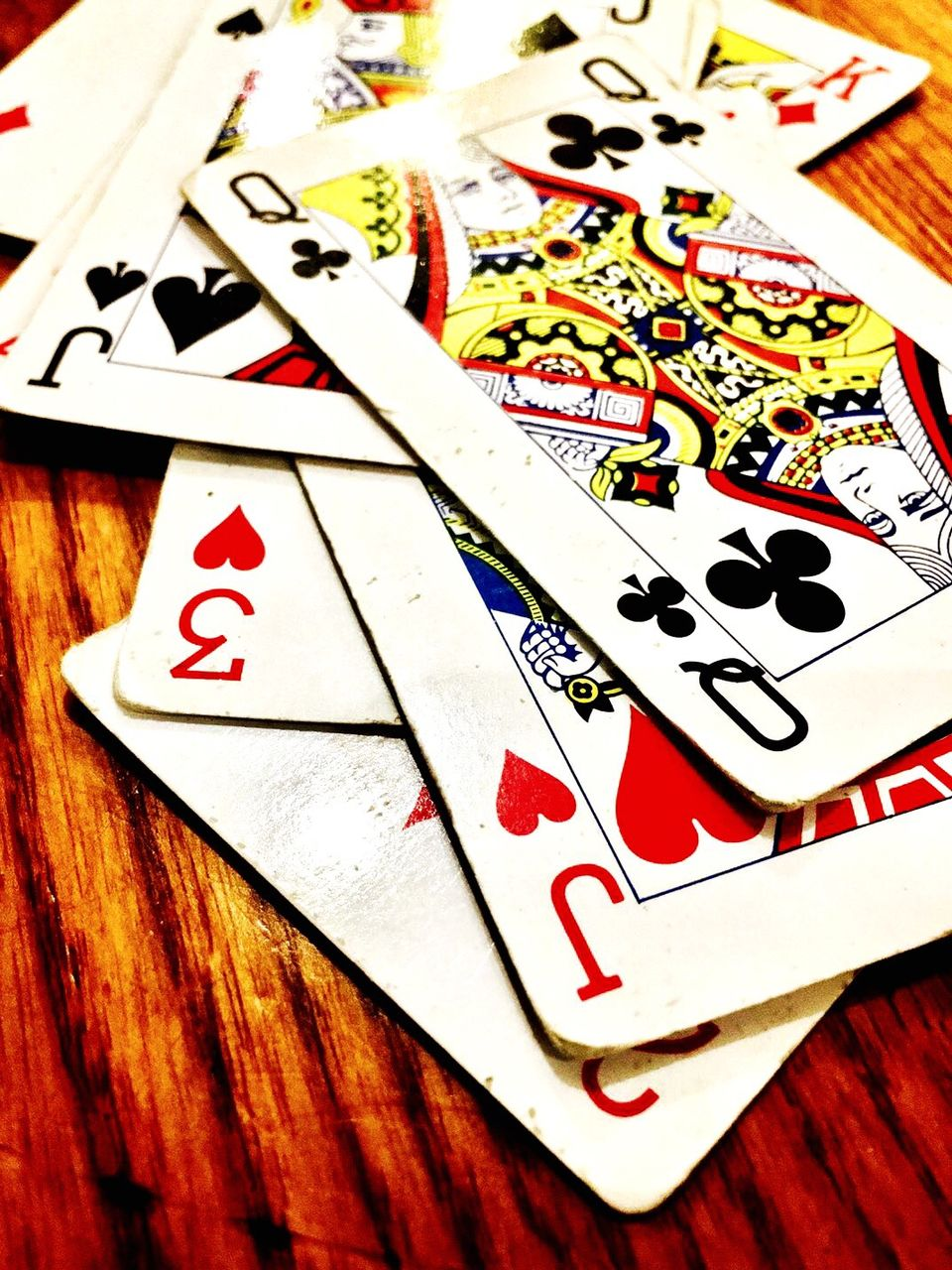 gambling, cards, table, chance, close-up, luck, poker - card game, leisure games, no people, indoors, gambling chip, day