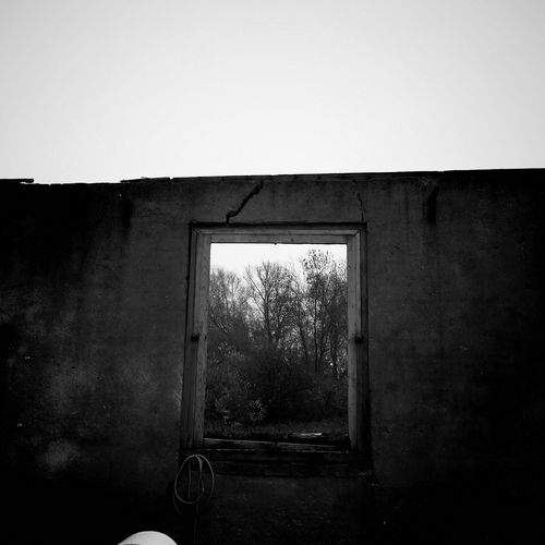 A room with a view Urban Urbanexploration Blackandwhite Monochrome