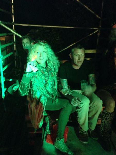 I Love Techno Party Friends Dance