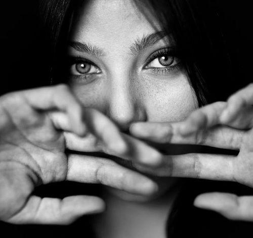 EyeEm Best Shots - Black + White Blackandwhite Eye4black&white  EyeEm Bnw beauty in women