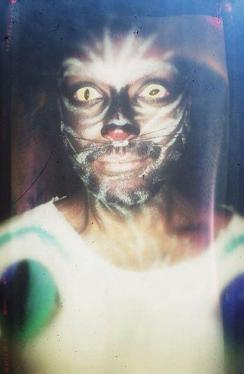 Halloween Horrors crazy left eye :))