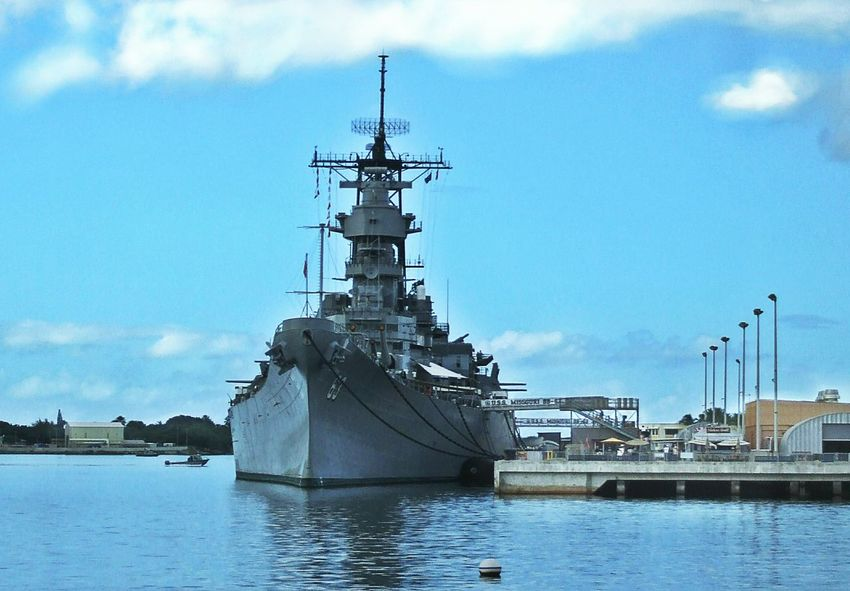 Pearl Harbor USS Missouri Never Forget In Memoriam Memorial Site Wwii Ship WWII History WWII Memorial WWII Museum Hawaii The Last Battleship Surrender Deck Mighty Mo Big Mo Iowa Class