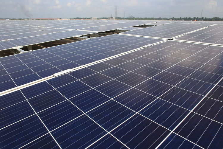 large scale solar farm Alternative Energy Business Economy Electricity  Environment Environmental Conservation Environmental Issues Finance Fuel And Power Generation Nature Outdoors Pattern Power Supply Renewable Energy Sky Solar Energy Solar Panel Solar Power Station Sun Sunlight Sustainable Resources Technology