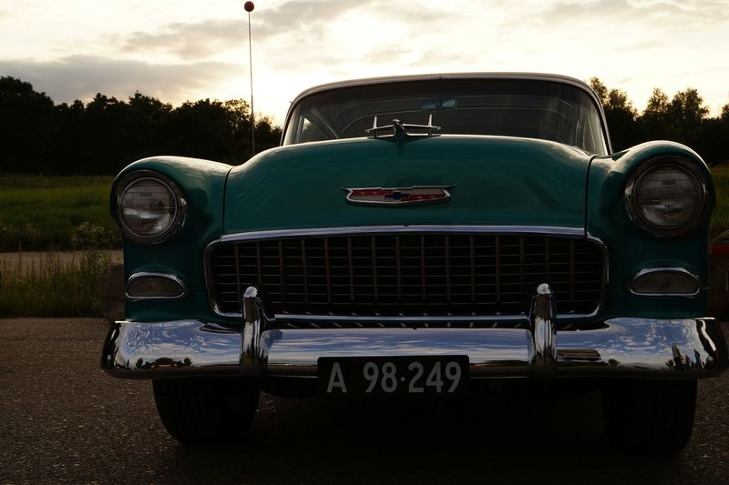 Chevrolet Old Cars ❤ Old Car Original Car