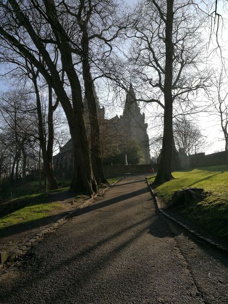 Architecture Catherdral Park Life Way Ahead Top Of The Hill Beauty In Nature No People