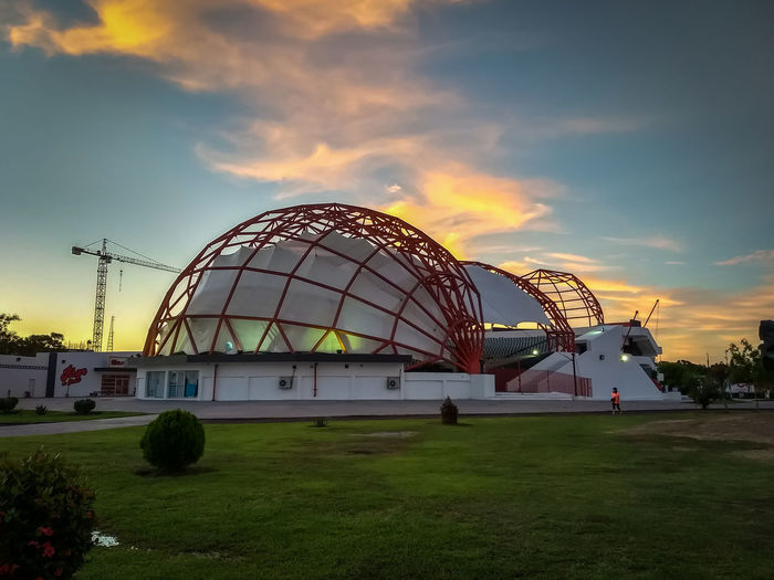 laguito Matamoros Laguito City Cityscape Arts Culture And Entertainment Amusement Park Ferris Wheel Park - Man Made Space Rollercoaster Sky Grass Architecture First Eyeem Photo
