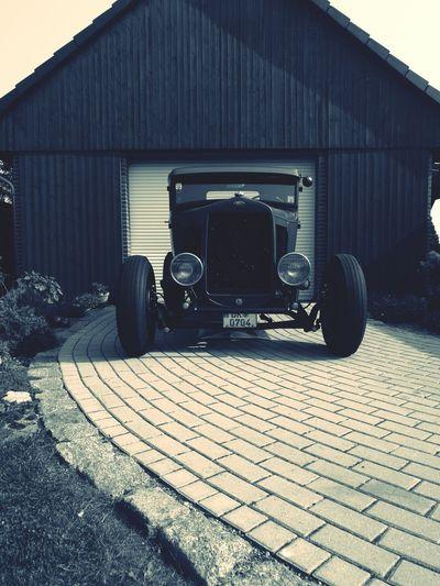 Ford Modella Oldtime Old Cars