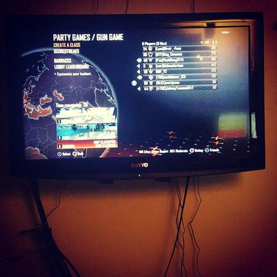 Livestream CODBlackOps2 Ps3