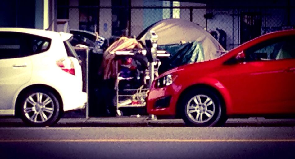 Festival Season Homeless Homeless Tent Tent Street Under Highway Concrete Pillars Poles Cars Colour Of Life Colors Colorful San Francisco California What's On The Roll Two Is Better Than One Eyeemphoto